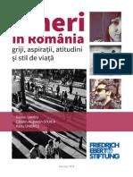 Tineri in Romania