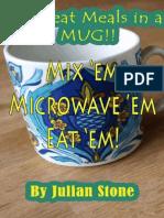 20 Fast Meals in a Mug - Julian Stone