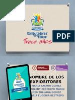 Presentación -  Mestizaje en Colombia