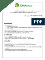 Www.fecilcam.br Sets Documentos Prova Agente de Endemias