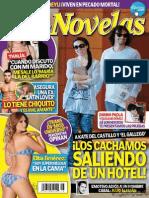 Revista Tvynovelas Abril de 2012