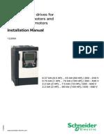 Atv61 Installation Manual