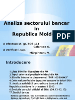 Calancea Olivian (Analiza sectorului bancar).pptx