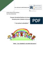 Proiect judetean_Educatie pentru schimbare, ISJ Ilfov   (1).doc