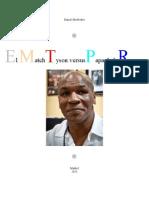 Tyson Versus Papa de La Roma