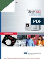 SV-iG5A Catalog 2009