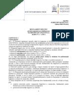 Regulamentul Specific Olimpiada de Lingvistica 2015