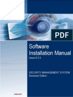 Business Edition Software Installation Manual