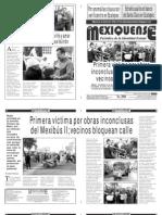 Diario El mexiquense 16 enero 2015