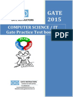MCQ for IES GATE PSUs Practice Test Workbook Booklet