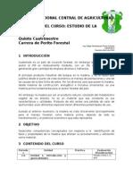 Estudio de La Madera 04052014