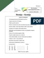 Hemija (5)