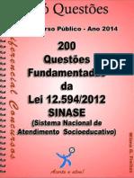 504_SINASE - LEI Nº 12.594_2012 - Apostila Amostra