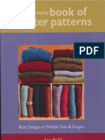 Ann Budd - Knitter's Handy Book of Sweater Patterns