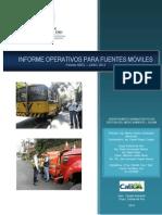 Informe Operativo