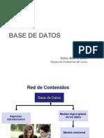 Modelo Base de datos