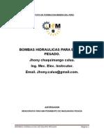 Bombas Monografia