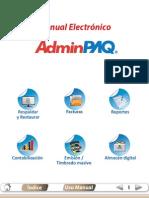 Manual AdminPAQ 2012