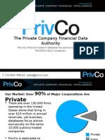 Financial Presentation (1-16-2015)
