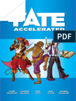 Fate Accelerated EPub Edition