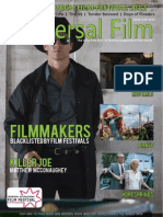 Universal Film Magazine Issue 3