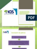 Procedimiento Ante El IGSS Relacionados Con Inscripción Presentacion !