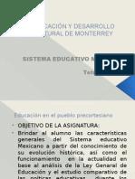 1.Educación en El Pueblo Precortesiano