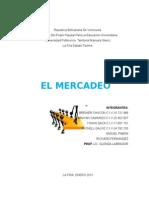 Evolución Histórica Del Mercadeo