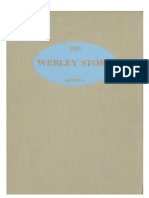 The Webley Story - WC Dowell - 1987