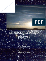 A. j. Aberats --- Alienigena a Diario --