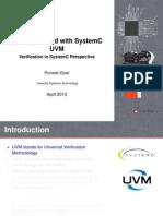 SystemC UVM Library