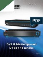DVR4&8_3000&4000_M34K48CH151112S