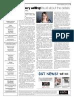 Column on writing obituaries 1/2015