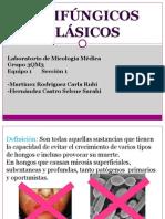 Antifungicos Clasicos