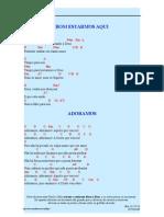 Caderno de Louvores Cifrados - Parte 1