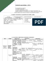 Programación Unidades de Aprendizaje 2014