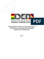Reglamento General Municipal(1)