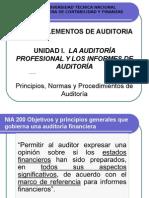 2. Principios de Auditoria