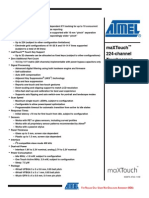 MXT224 Datasheet FX 1 5