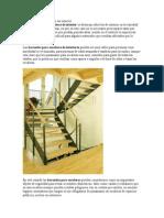 barandas para escaleras