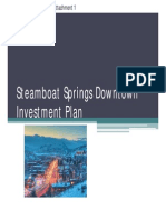 Downtown Investment Plan