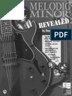 Don Mock Melodic Minor Revealed