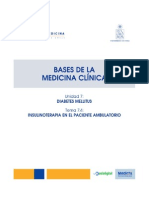 Insulinoterapia Paciente Amb