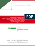 CONTROL BIOLÓGICO DEL TIZÓN TEMPRANO (ALTERNARIA SOLANI SORAUER) EN EL CULTIVO DE LA PAPA (SOLANUM T.pdf