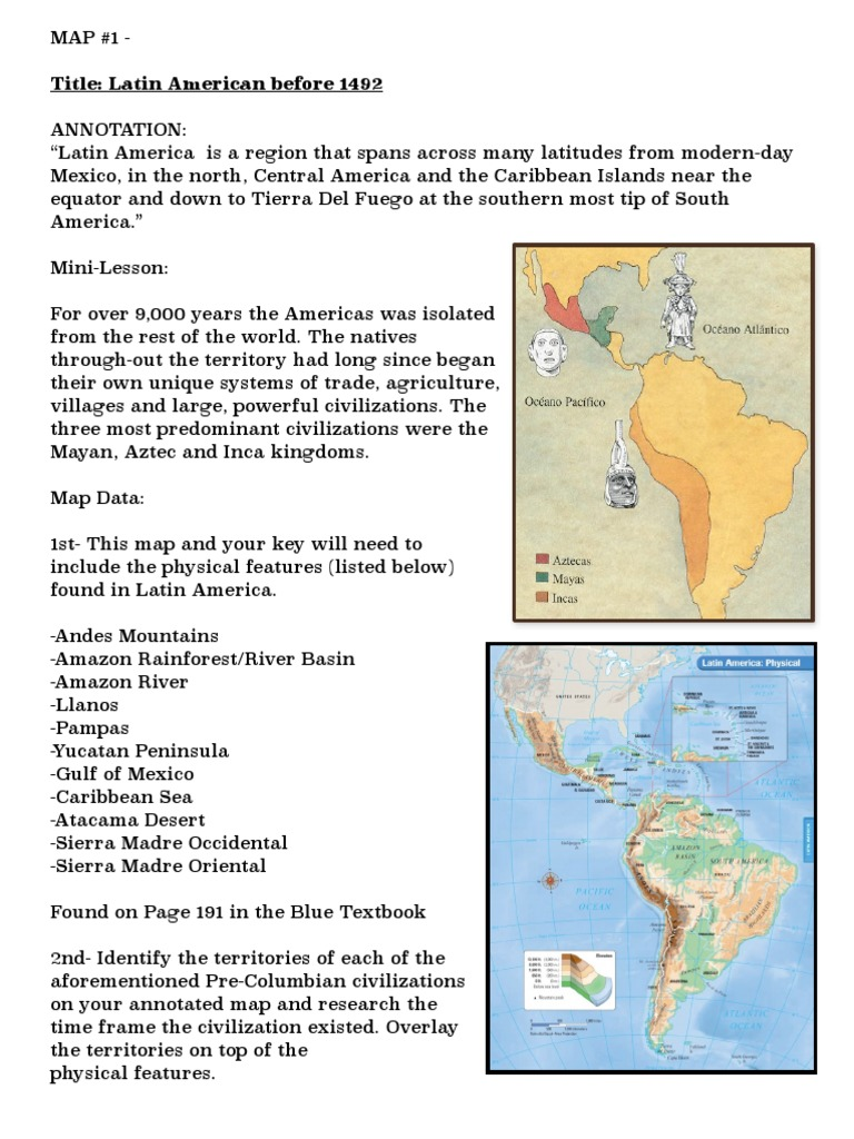 Image of: Latin Amer Ant Map Latin America European Colonization Of The Americas