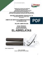 Analisis Objeto Tecnico El Abrelatas