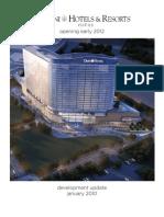 Omni Dallas Hotel Construction-green Update 1.10