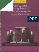 La Quiebra de La Democracias-Clemente Navarroscrib
