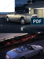 e229588 Rrc Phantom Drophead Coup Consumer Booklet Pt
