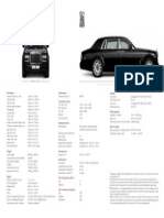 99paa12159 Phantom Ewb Series II Spec 2013